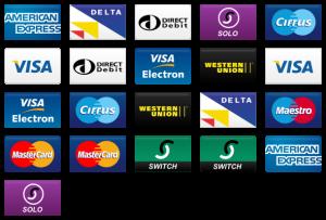 How to Deposit at Online Casino: Credit/Debit Card