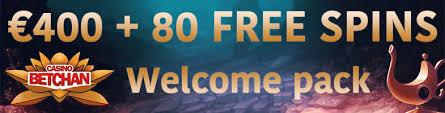 Betchan casino welcome bonus