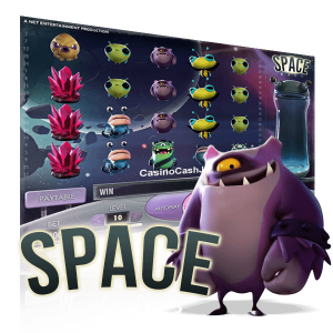 Space Wars online slot review