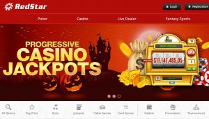 Red star casino review
