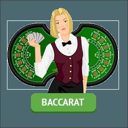 Online Live Dealer Baccarat