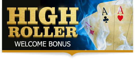 High Roller Welcome Bonus at Limoplay Casino