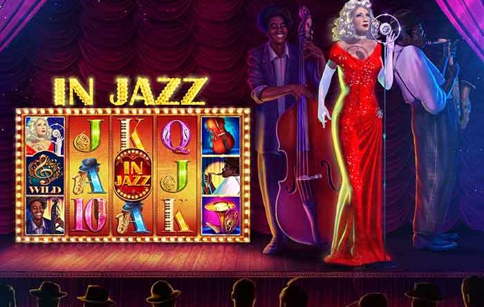 IN JAZZ - New slot by Endorphina
