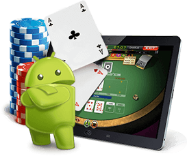 online casinos on a tablet