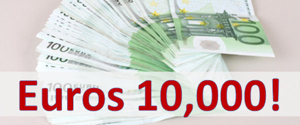 Enter the €10K Draw