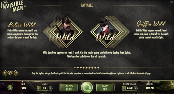 Wild Symbols at online slots