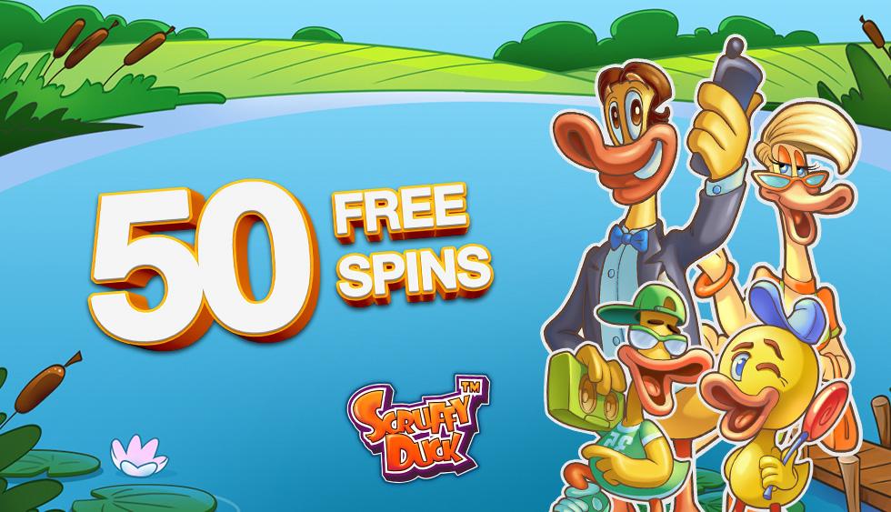 Playfortuna 50 Free spins (no deposit required)