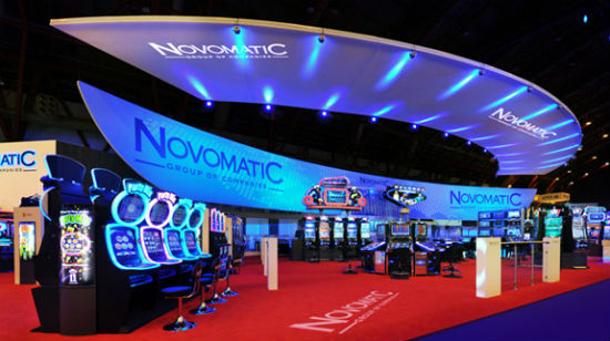 Novomatic Software Provider review