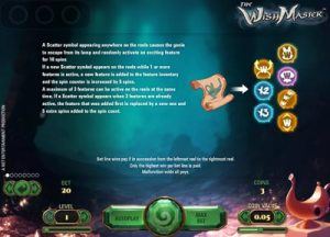 Wish Master online slot review