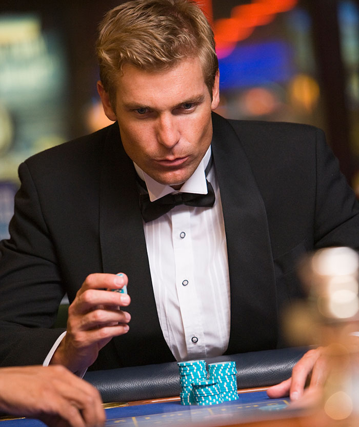 Dating a professional gambler