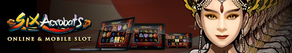 Microgaming Releases Six Acrobats Online Slot