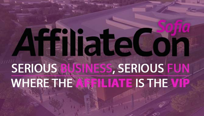 2017 AffiliateCon Sofia