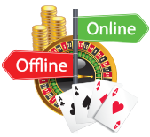 casino vs online casino